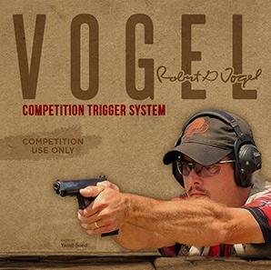 GLOCKTRIGGERS Vogel Competition Trigger Kit, GEN 4, 9mm, IDPA and USPSA Approved