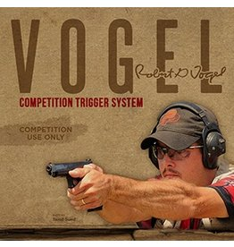 Glock Bar GLOCKTRIGGERS Vogel Competition Trigger Kit, GEN 3, 9mm, IDPA and USPSA Approved