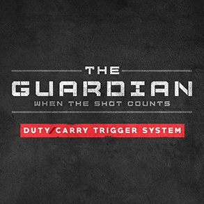 Glock Bar GLOCKTRIGGERS Guardian Duty/Carry Trigger System, Gen 4, 9mm