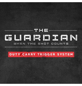 Glock Bar GLOCKTRIGGERS Guardian Duty/Carry Trigger System, Gen 3, 40sw (CO)