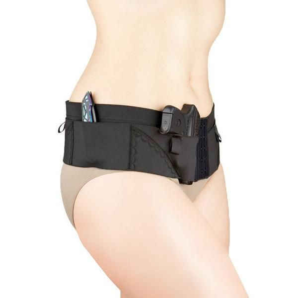 Can Can Concealment Micro Hip Hugger - Medium - Black (CO)