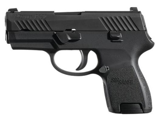 "Handgun New Sig Sauer P320SC, Sub Compact, 9mm, 3.6"" Barrel, 12 rd"