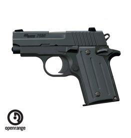 Rotational Sig Sauer P238, 380, 6 rd, black w/night sights
