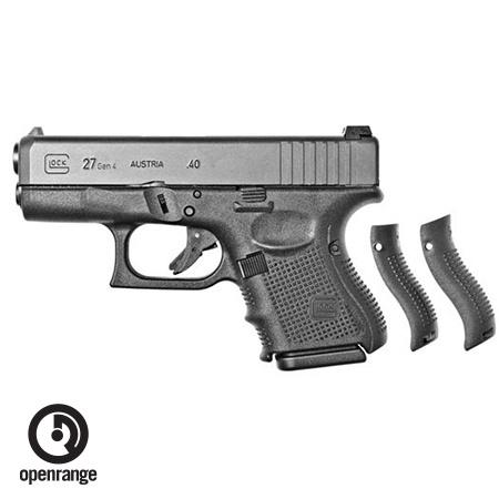 Rotational Glock 27 Gen 4, 40 SW, 9 rd, 3 mags