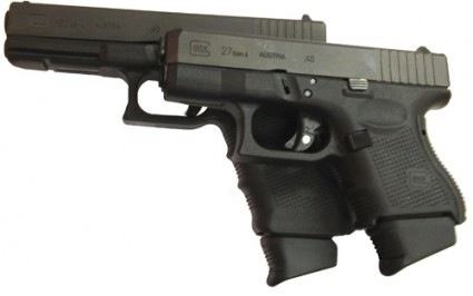 Grips Pearce Magazine Extension GEN 4. Increases the capacity (Will not fit the 10mm or 45ACP models)