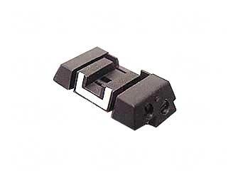 Glock, OEM Sight, Fits All Glocks Except 42/43, Adjustable, Rear