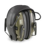 Ear Pro HOWARD LEIGHT Impact Sport, electronic earmuffs, Green