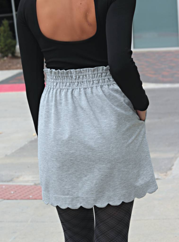 CUE THE CUTE SKIRT