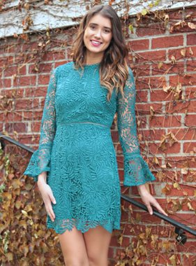 MAKE HOLIDAY MEMORIES DRESS