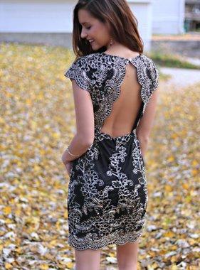 YULETIDE MAGIC DRESS