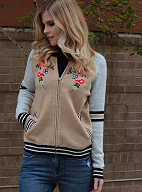 CHILLY ZONE SWEATER JACKET