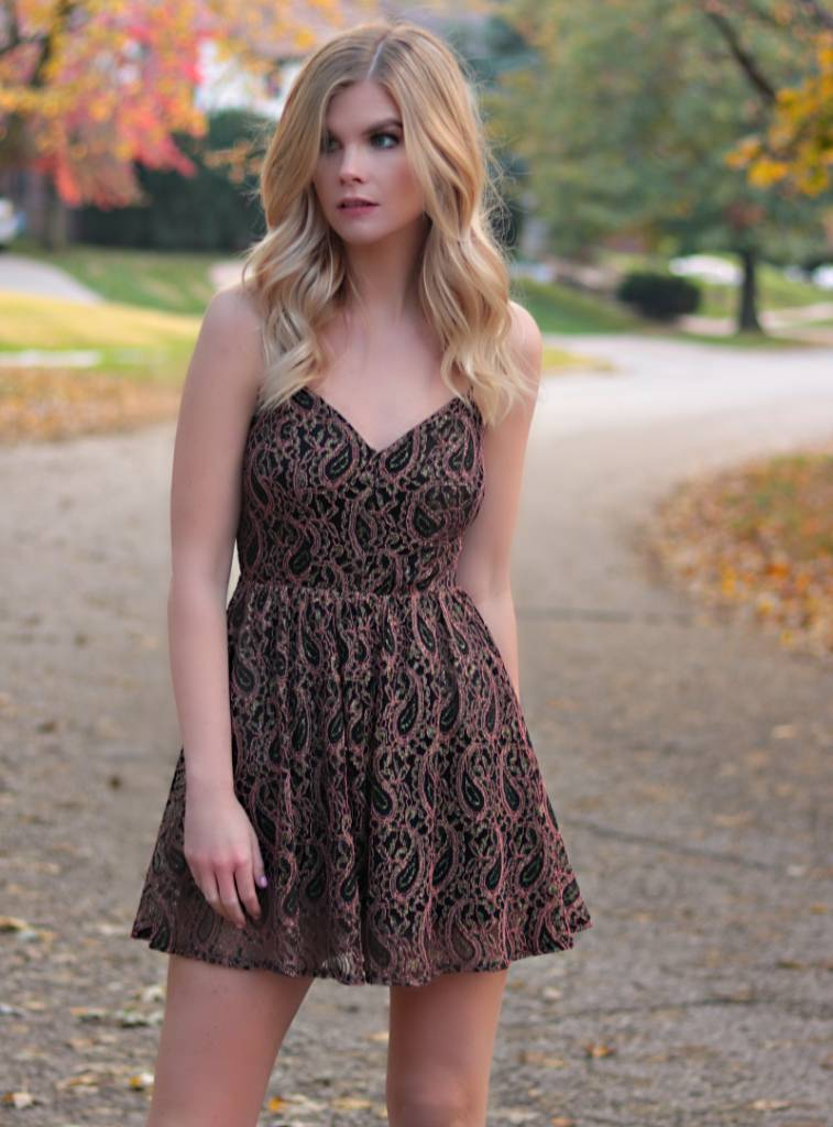 TWINKLE ALL THE WAY ROMPER