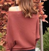 THE KNIT FACTOR SWEATER