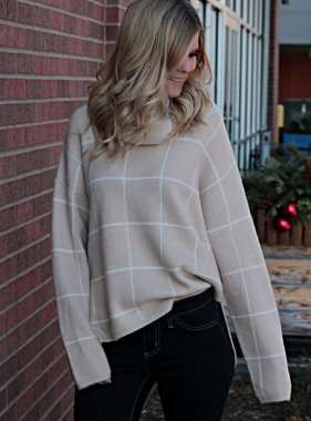 FIND YOUR WAY SWEATER