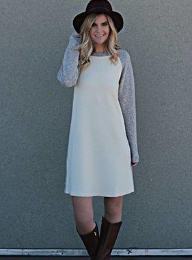 CUTE WINTER THINGS DRESS