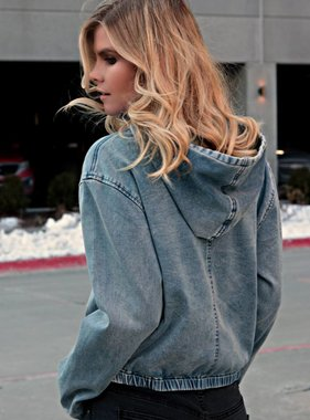 BLUE JEAN BABY PULLOVER