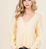 SUNSHINE ON A CLOUDY DAY SWEATER