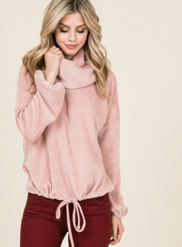 DOUBLE TROUBLE SWEATER