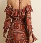 SHE'S A KEEPER DRESS