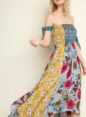 BE THE SUNSHINE MAXI DRESS