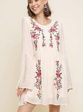 HOPE BLOOMS DRESS