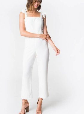 ANYWHERE AND EVERYWHERE MIDI JUMPSUIT