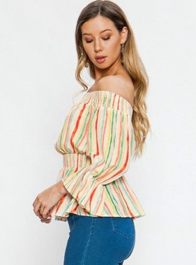 THE BRIGHTER YOUR RAINBOW TOP
