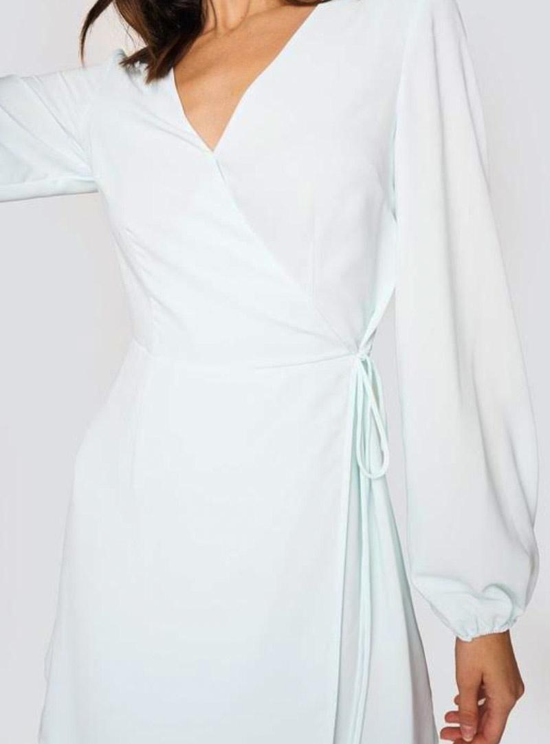 VALEDICTORIAN DRESS