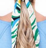 GETTING TROPICAL HAIR SCARF
