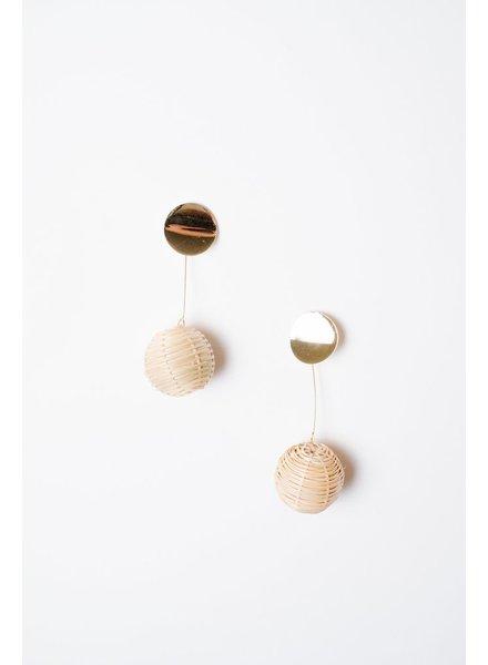 Trend Sphere Drop Earrings