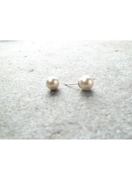 Stud Pearl studs