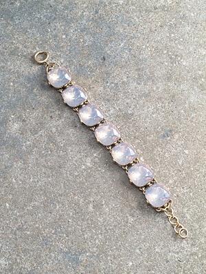 Trend Square stone bracelet