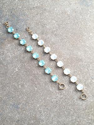 Trend Small glass beaded bracelet