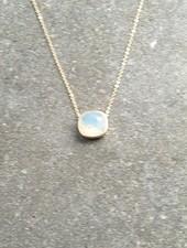 Stone Short stone pendant