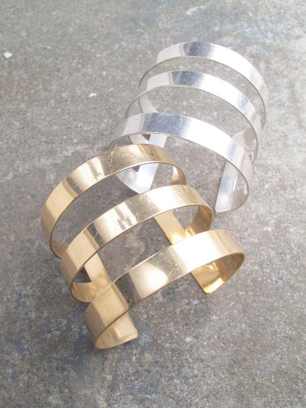 Cuff Triple bar cuff *2 COLORS