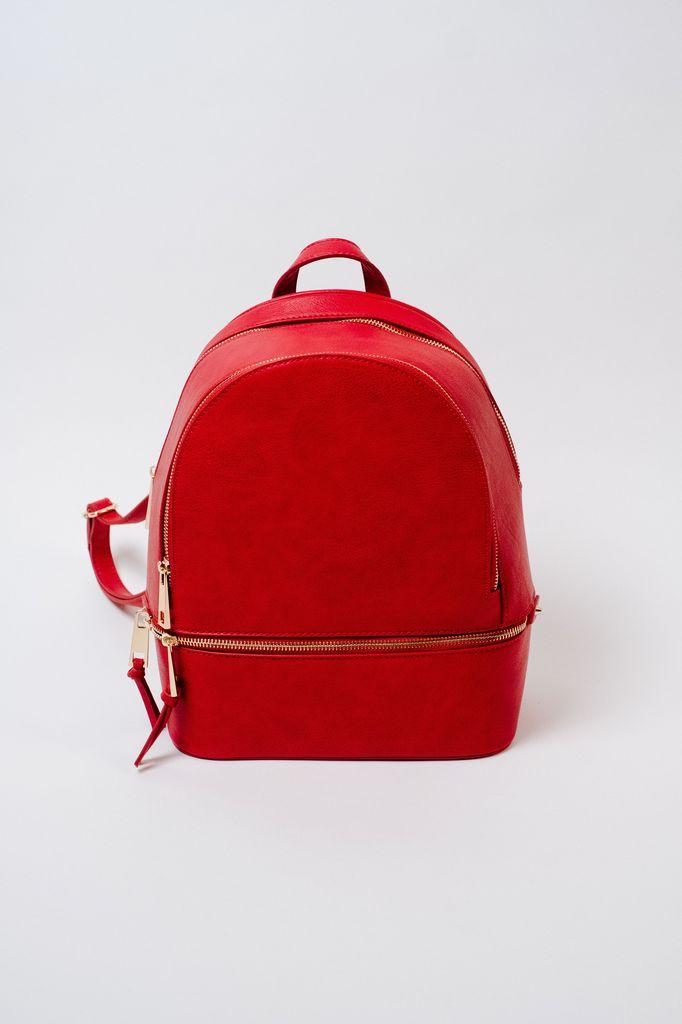 Handbag Vegan Leather Backpack