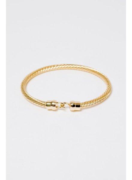 Dressy Classic Hook Bracelet