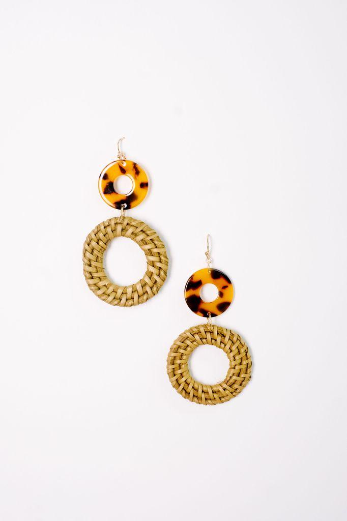 Trend Open O Trend Earrings