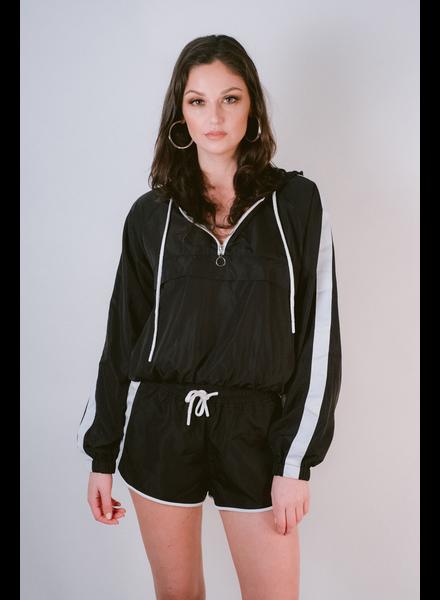 Lightweight 1/4 Zip Pullover