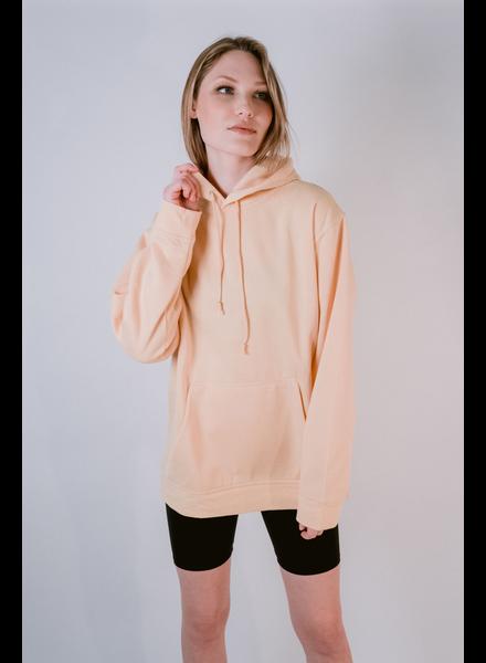 Sweatshirt Canary Oversized Hoodie