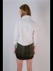 Jeans Classic White Denim Jacket