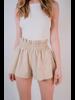 Shorts Linen Paperbag Shorts