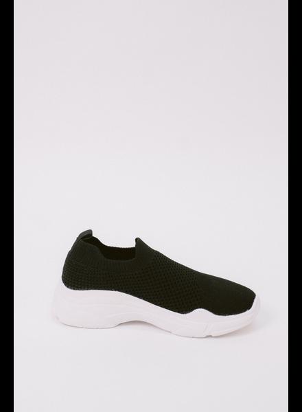 Flat Sock Sneaker