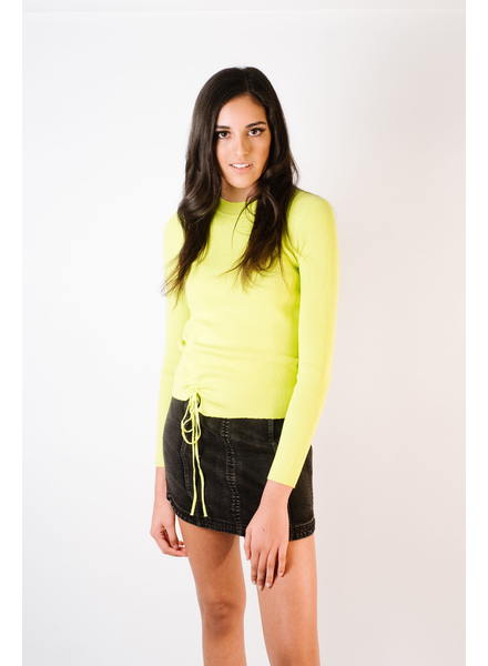 Knit Neon Spring Knit