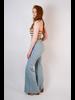 Bodysuit Striped Tube Bodysuit