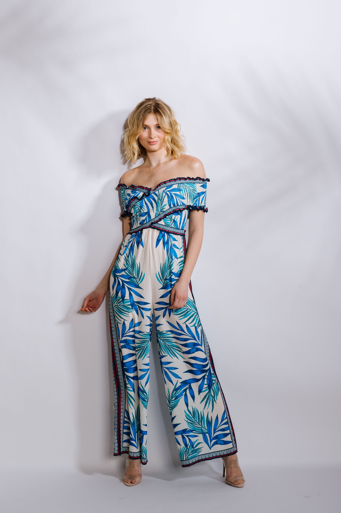 Jumpsuit Tropical OTS Jumpsuit