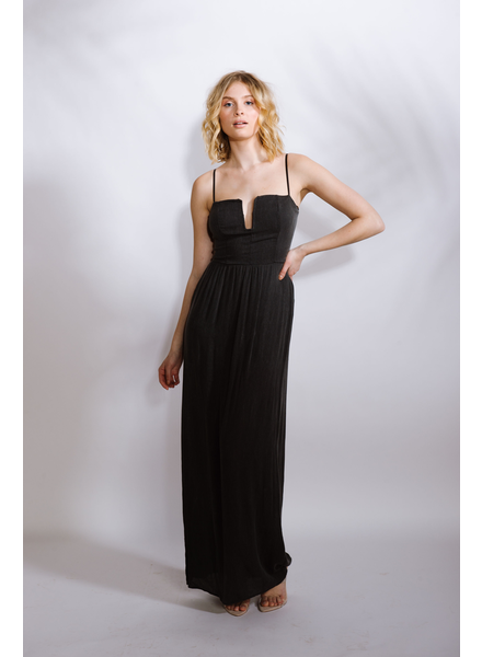 Maxi Double Tie Back Maxi