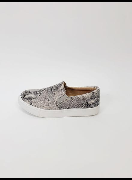 Flat Snake Slip-On Sneaker