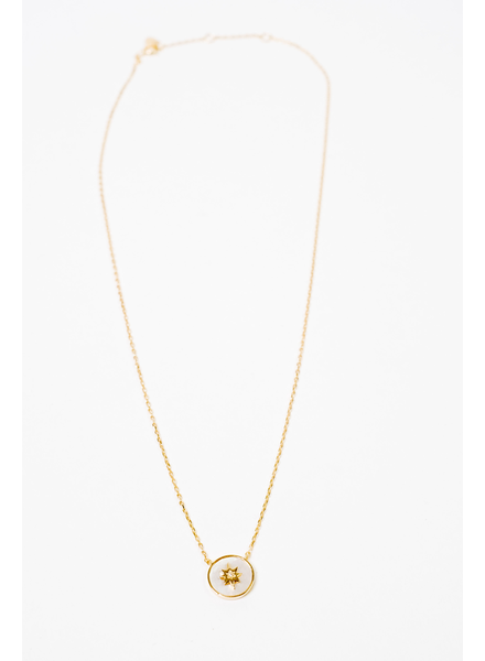 Sterling Sterling Charm Necklace