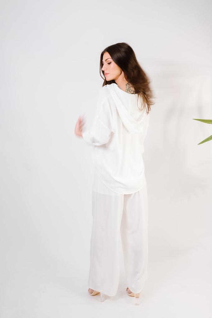 Pants Off-White Palazzo Pant